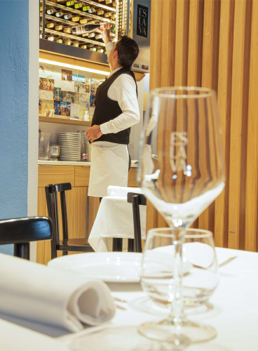 restaurante eslava